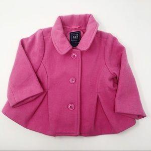 NWOT Baby Gap Pea Coat
